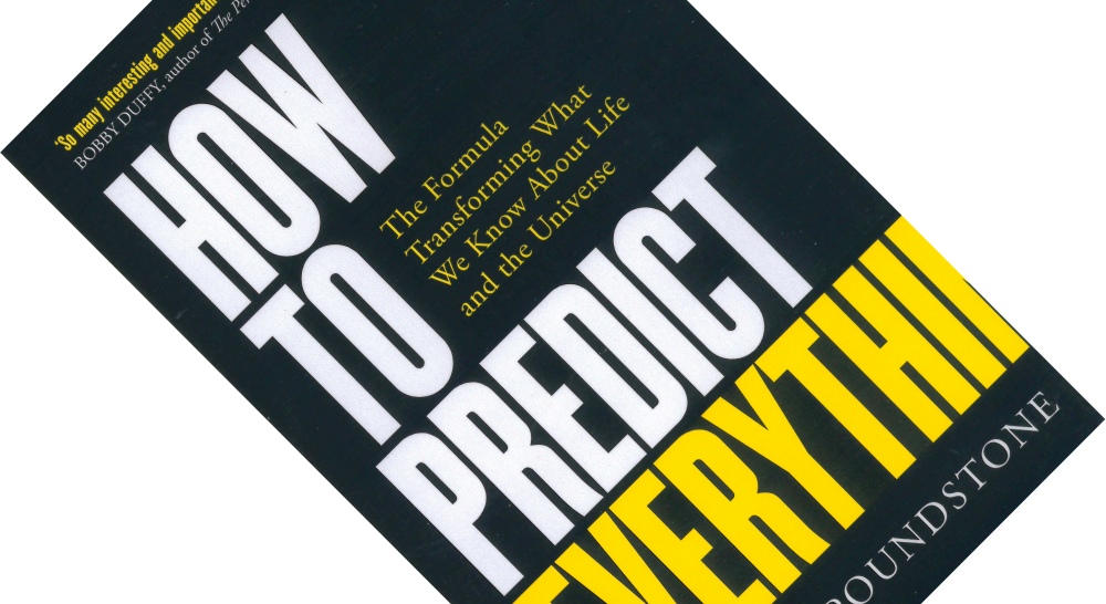 How to Predict Everything