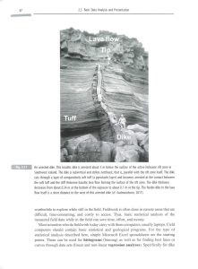 Volcanotectonics internal 1