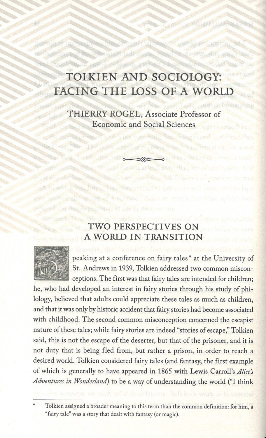 The Science of Middle-Earth internal 1